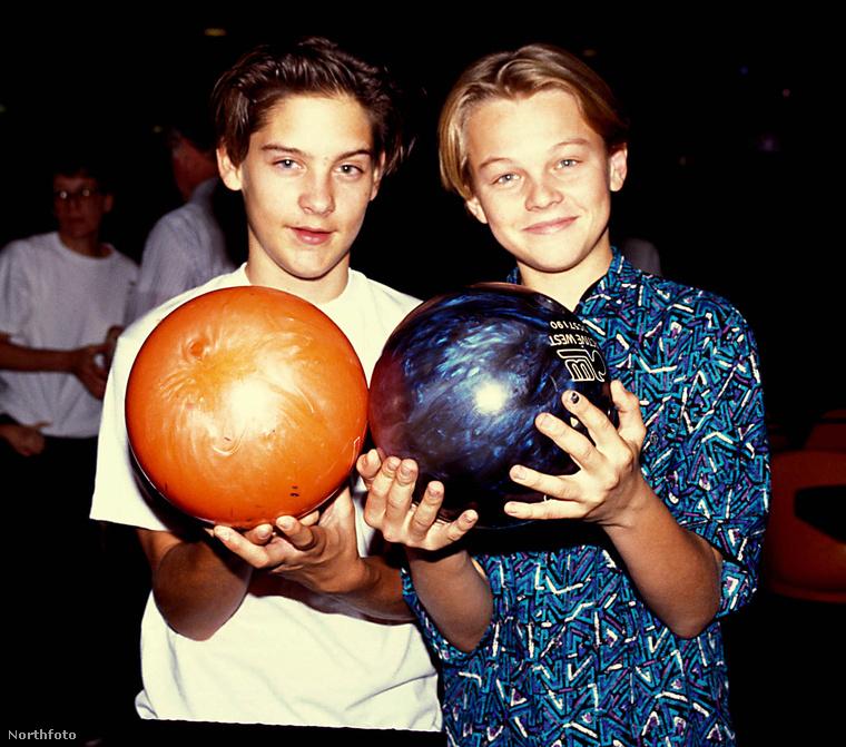 Leonardo DiCaprio és Tobey Maguire egy meghallgatáson találkoztak gyerekkorukban, és azóta is legjobb barátok
