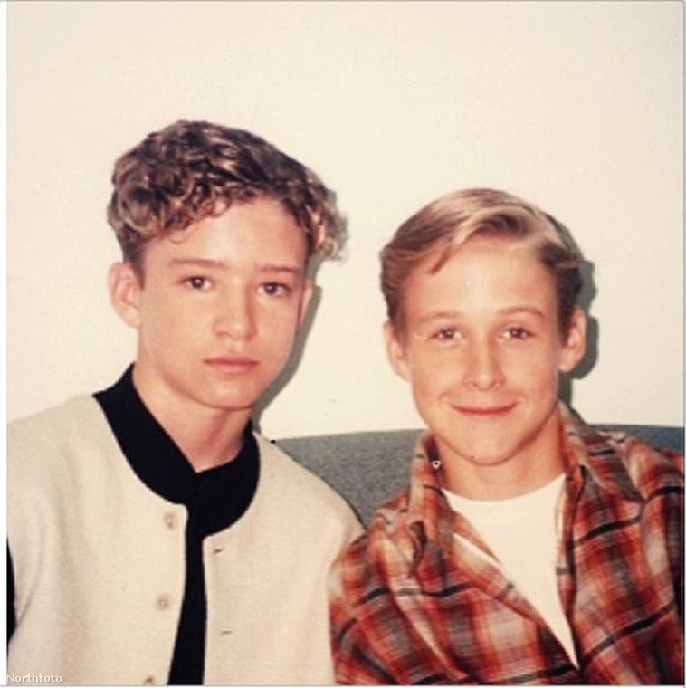 Justin Timberlake és Ryan Gosling a Mickey Mouse klubban dolgoztak együtt gyerekként