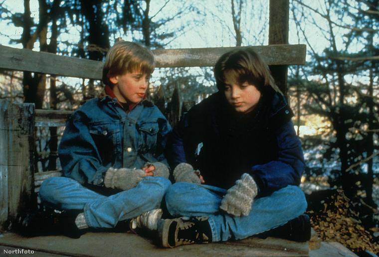 Elijah Wood és Macaulay Culkin ha nem is legjobb barátok, de gyerekkorukban jóban voltak, sőt dolgoztak is együtt egy filmben.