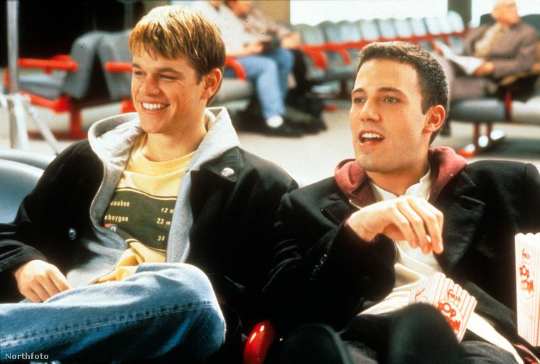 Matt Damon és Ben Affleck szomszédok is voltak, aztán jóban lettek, és azóta is jóban vannak