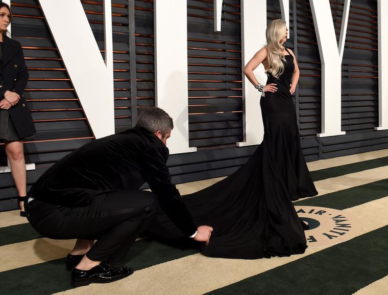 Ezek a képek mind a februári Oscar-gáláról vannak
