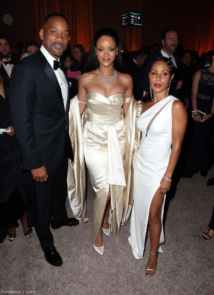 Sajnos csak Rihanna kameraérzékeny.