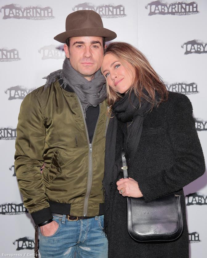 Justin Theroux, színész, Jennifer Aniston férje.