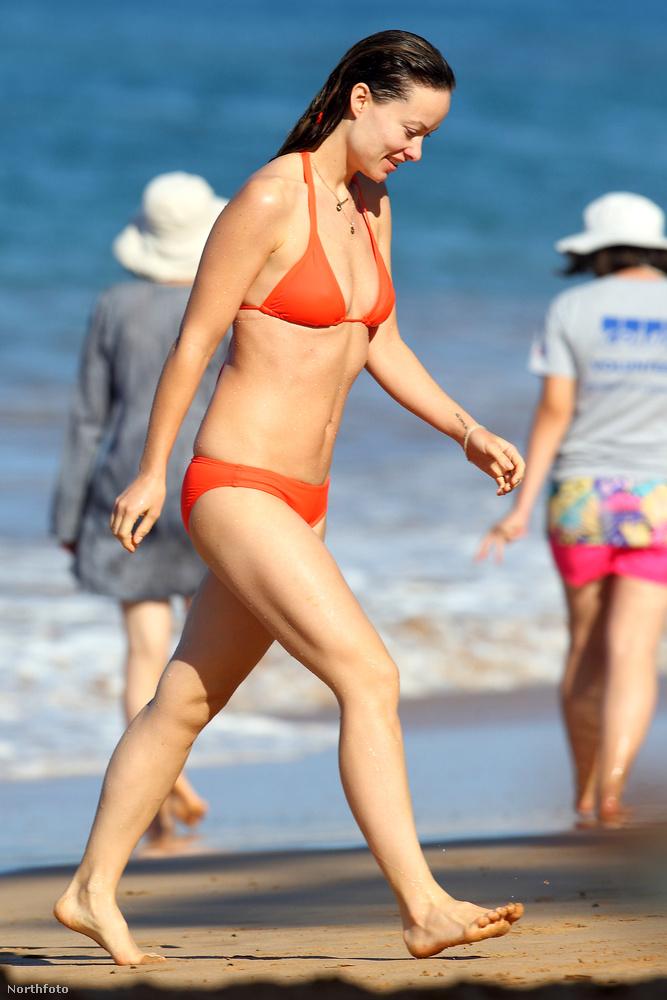 és egyértelműen alátámasztják megállapításunkat, miszerint Olivia Wilde fürdőruhás teste határozottan szuper.