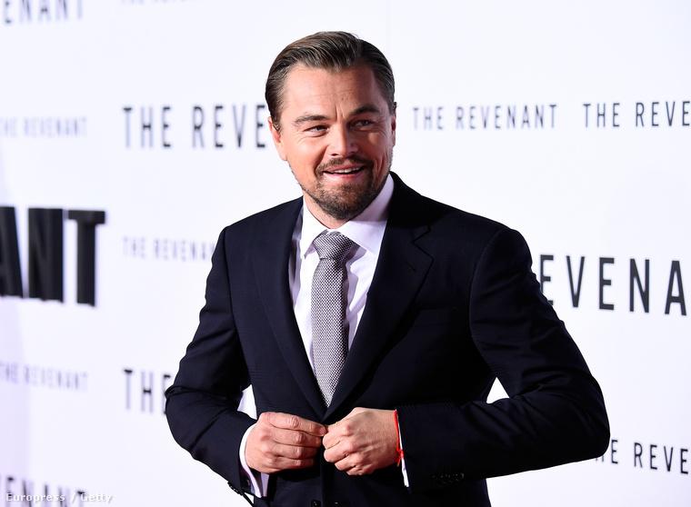 Vagy DiCaprio?