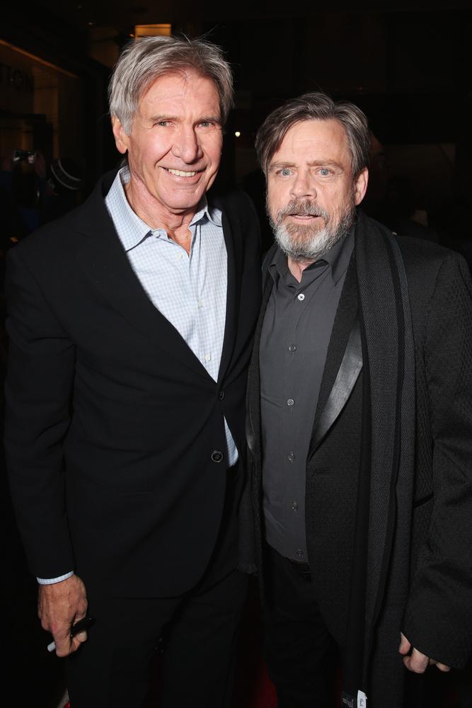 Nem túl megdöbbentő módon ez a hét egy az egyben Star Wars: Az ébredő erőről szólt