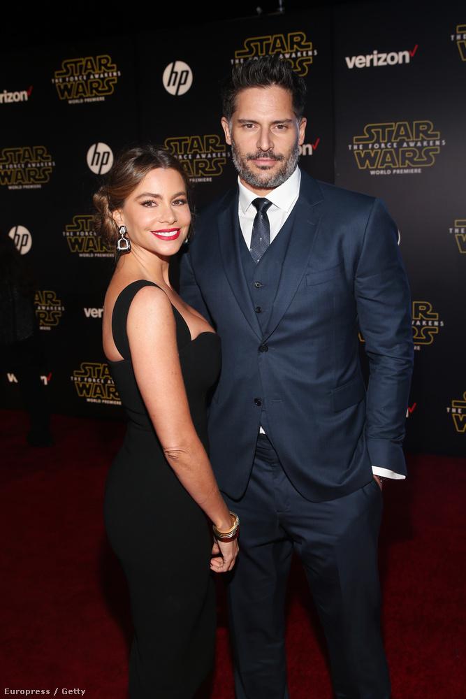 Ami még fontos volt: Sofía Vergara természetesen elég jó frizurát választott a hollywoodi premierre.