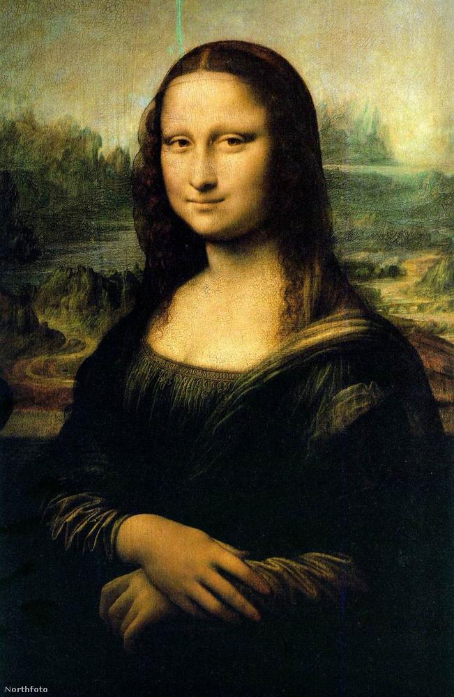 Jó, az sem volt gyenge, amikor kiderült, hogy Mona Lisának valószínűleg magas volt a koleszterinszintje.