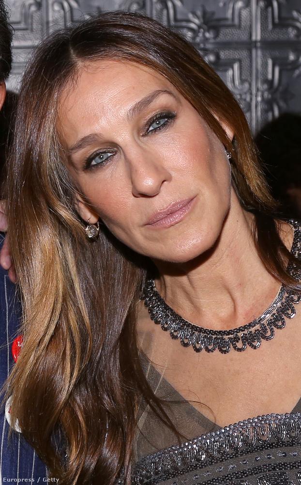 Kicsit talán már Sarah Jessica Parker arcidegeinél is jobban unjuk a botoxot,