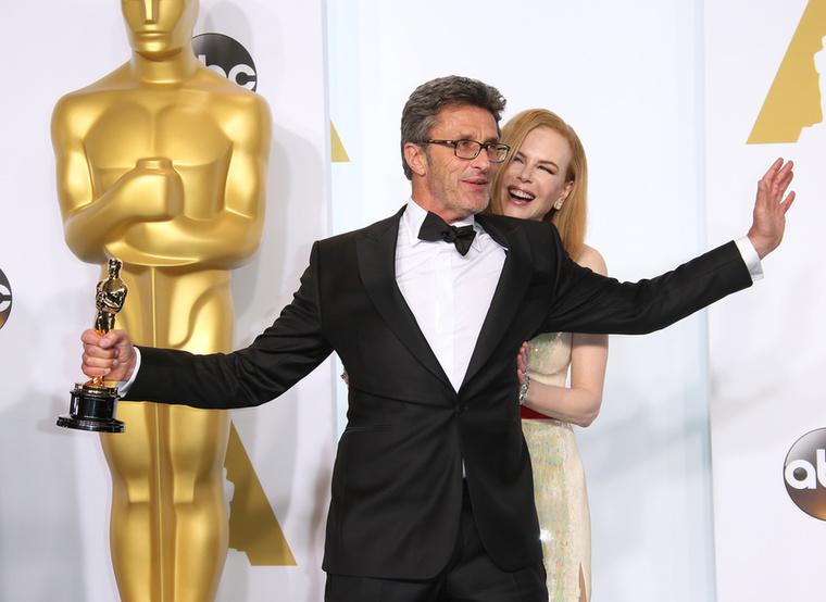 Pawel Pawlikowski és Nicole Kidman.
