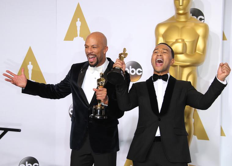 Még mindig Oscar, Common és John Legend örülnek