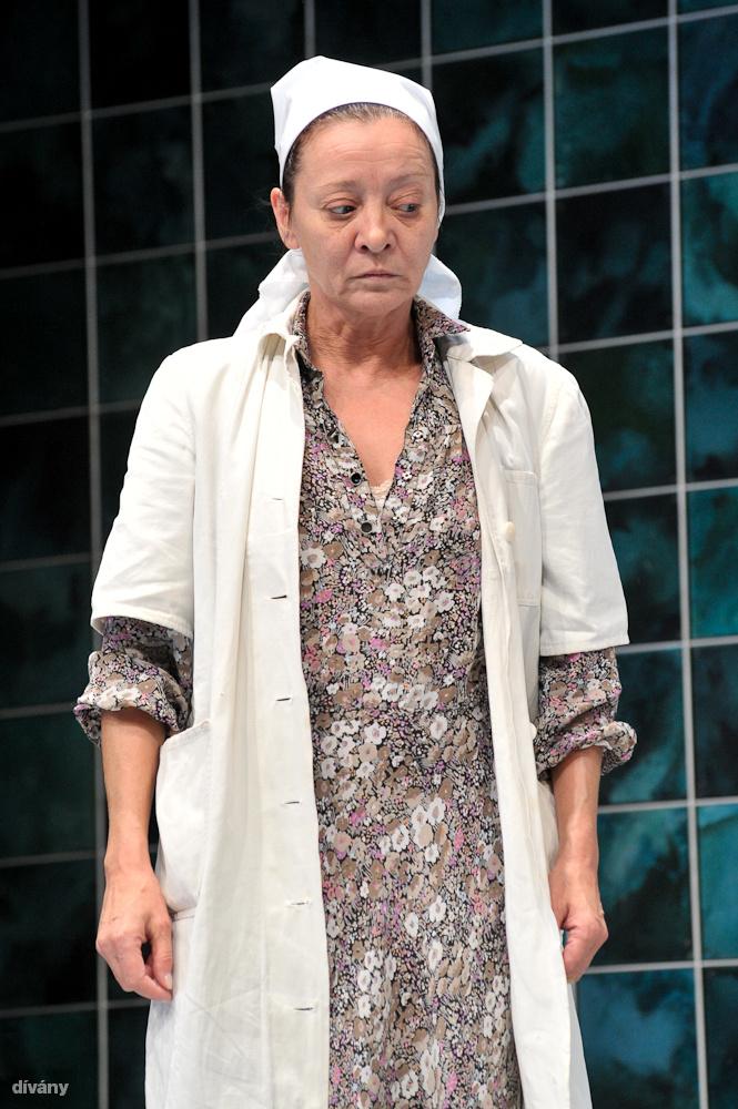 Pap VeraA Csapd le, csacsi és a Roncsfilm színésznője február 8-án még játszott a színházban, április 9-én azonban elvitte betegsége