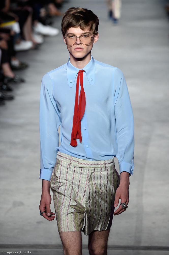 Ez a szegény Gucci-modell fémjelezte azt a tragikomédiát, amelyet a legtöbb olvasónk értékelt