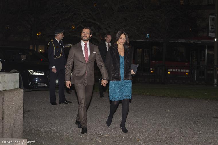 Katalin hercegné és Vilmos herceg trónja megingott: a trónkövetelők Zsófia hercegné és Károly Fülöp herceg.