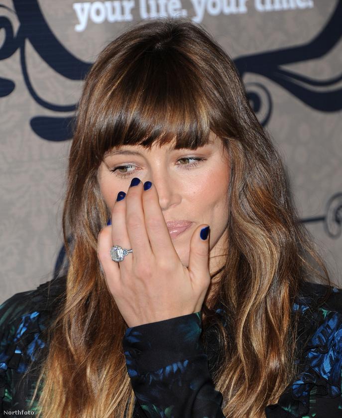 6Igaz, Jessical Bielnek bejött a hat karát – ő is ekkora gyémántot kapott Justin Timberlake-től és azóta is együtt vannak, 2011 óta házasok