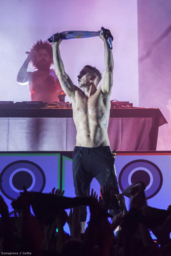 Az ő neve Major Lazer, a foglalkozása DJ, és itt éppen Barcelonában lépett fel augusztus 18-án