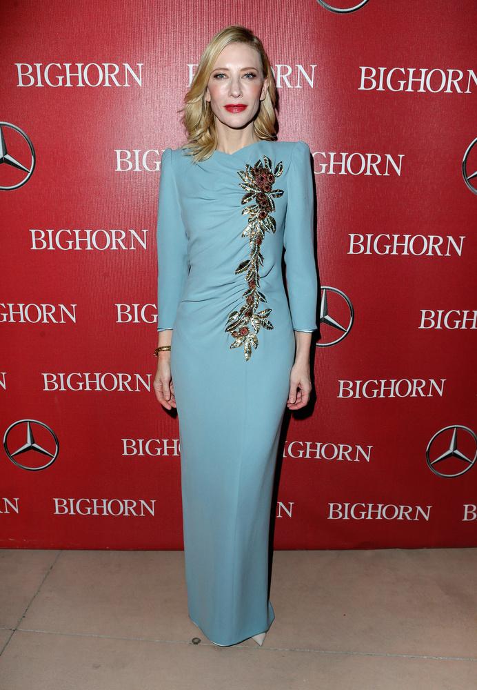 Cate Blanchett hozta a formáját, és megint egy csodaszép ruhában jelent meg