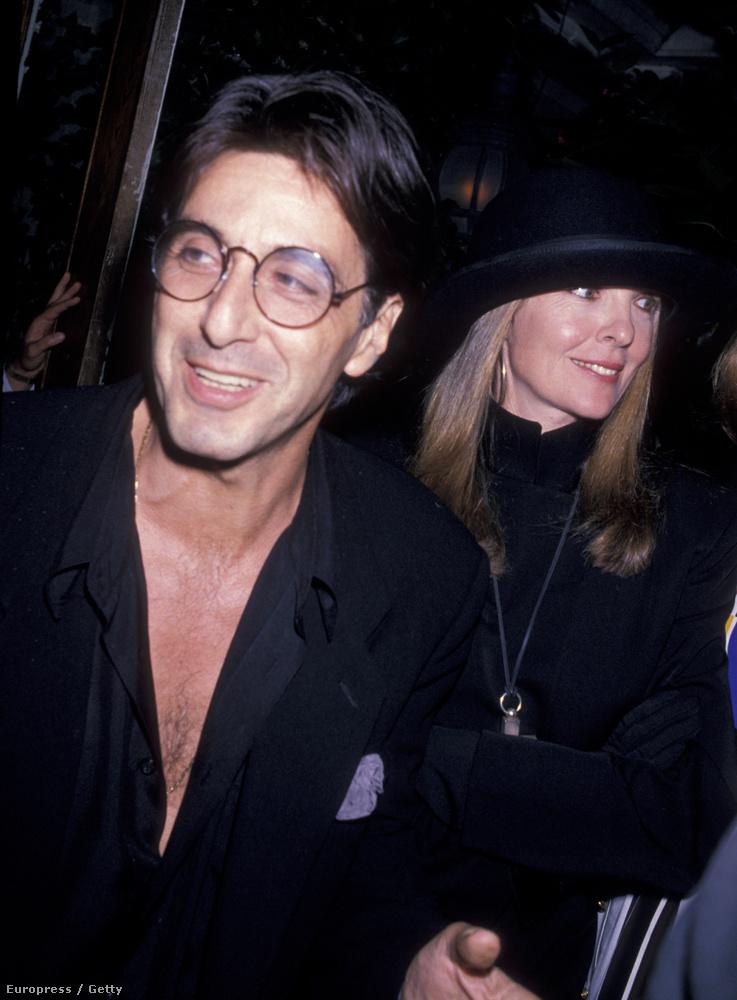 Ha már kapcsolatoknál tartunk...                         Al Pacino