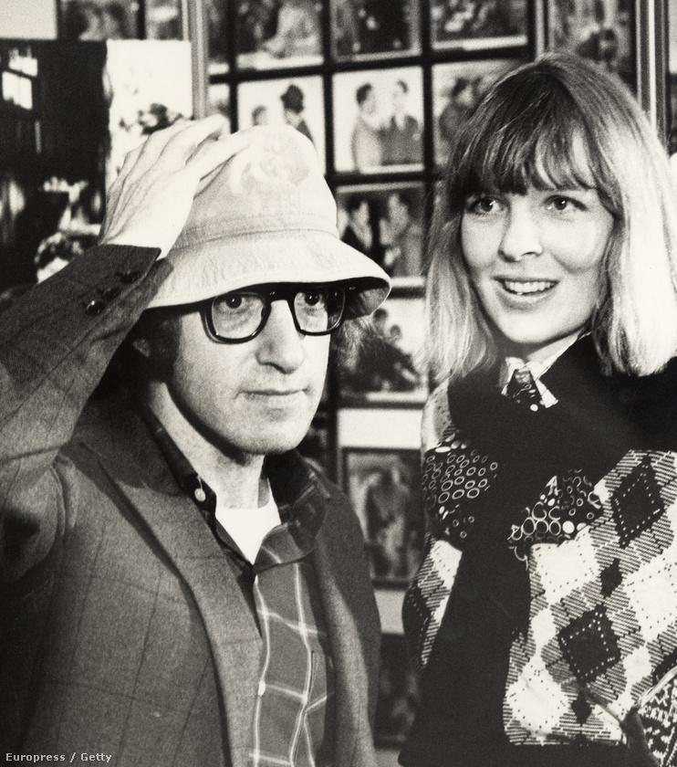 A Keresztapa mellett gyakorlatilag Woody Allennel kezdődött a karrierje