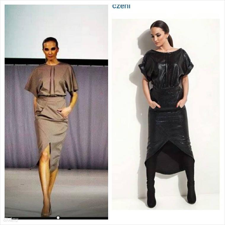 Ekkoriban volt egy kis botránya is, mikor kiderült, hogy az ő nevével fémjelzett Sugarbird ruha hasonlít egy Cakó Kinga által tervezett darabra