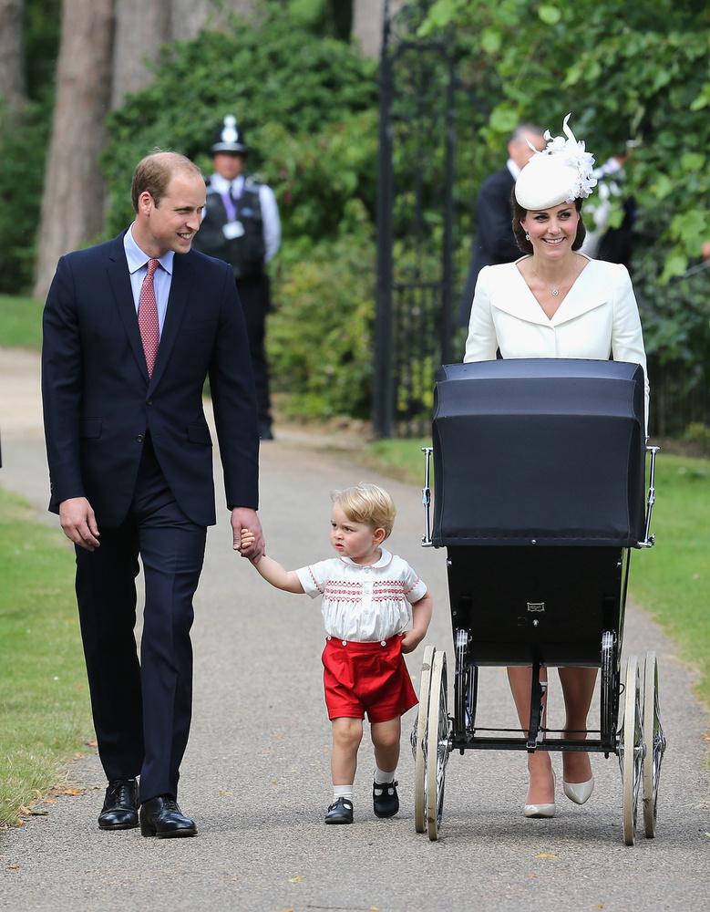 A családot pedig egész Anglia imádja
