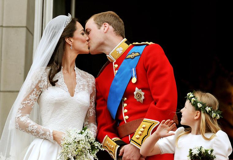 Az esküvő talán a legnagyobb média érdeklődésre számot tartó esemény volt 2011-ben