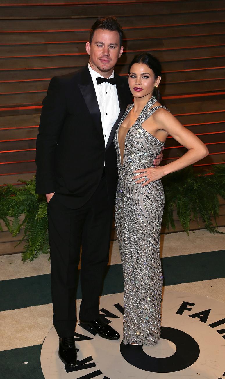 2014, a Vanity Fair Oscar buliján
