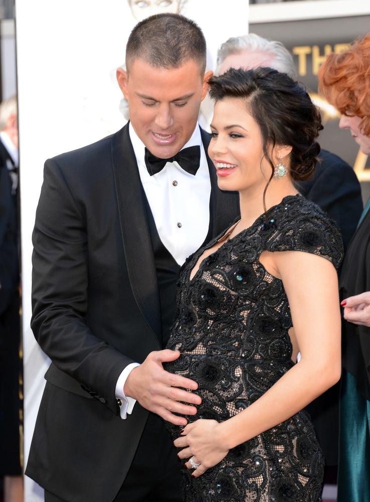 Jenna Dewan-Tatum és Channing Tatum első közös gyereke 2013-ban született