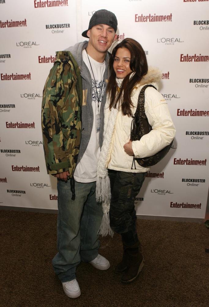 Ebben a filmben ismerte meg a feleségét, Jenna Dewant, aki a filmbeli partnerét játszotta