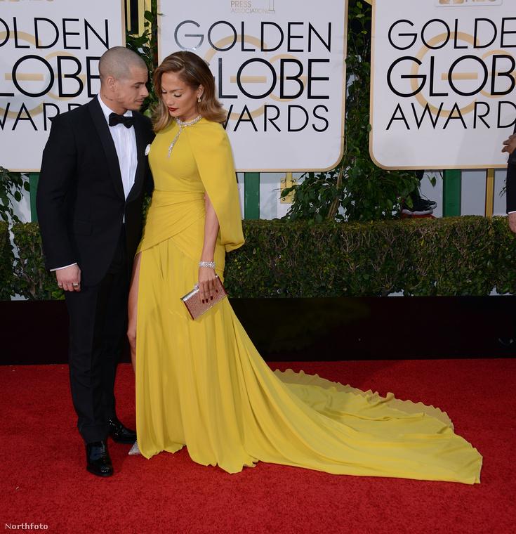 Jennifer Lopez alighanem a fiúja jelenlétében nem akarta mindenét kipakolni.