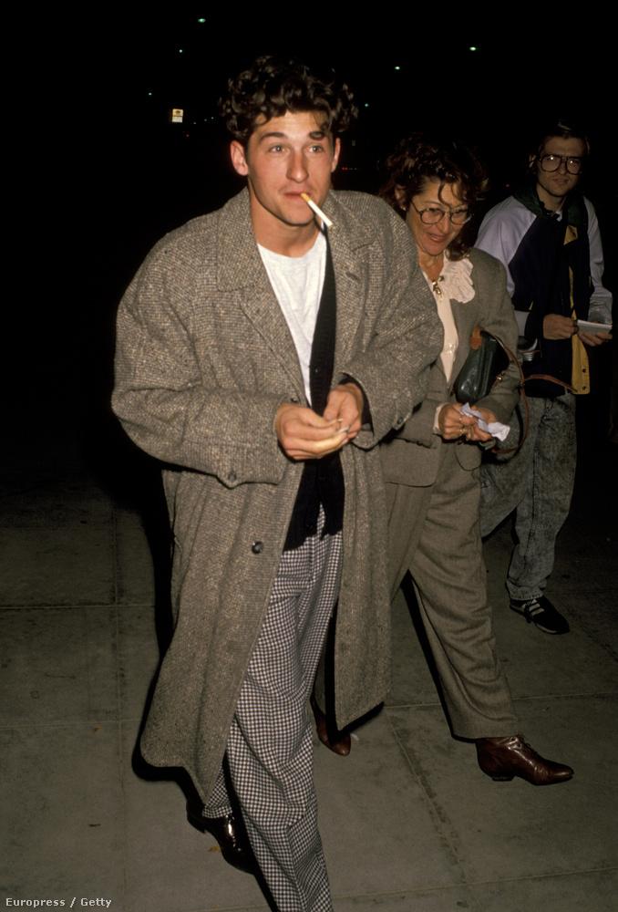 De aztán jött az új évtized - két héttel 1989 szilvesztere előtt látszott rajta, hogy átalakulás következik.