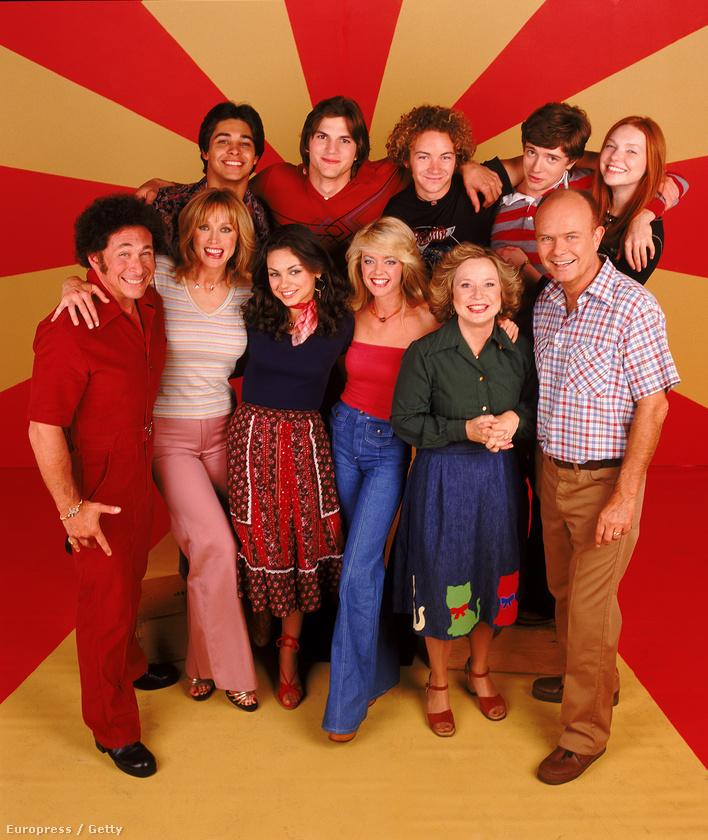Egyeseknek az Azok a 70-es évek show című vígjátéksorozatból lehet ismerős.Fiatalság, bolondság.