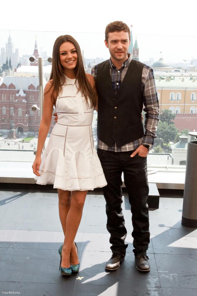 Meg Justin Timberlake.
