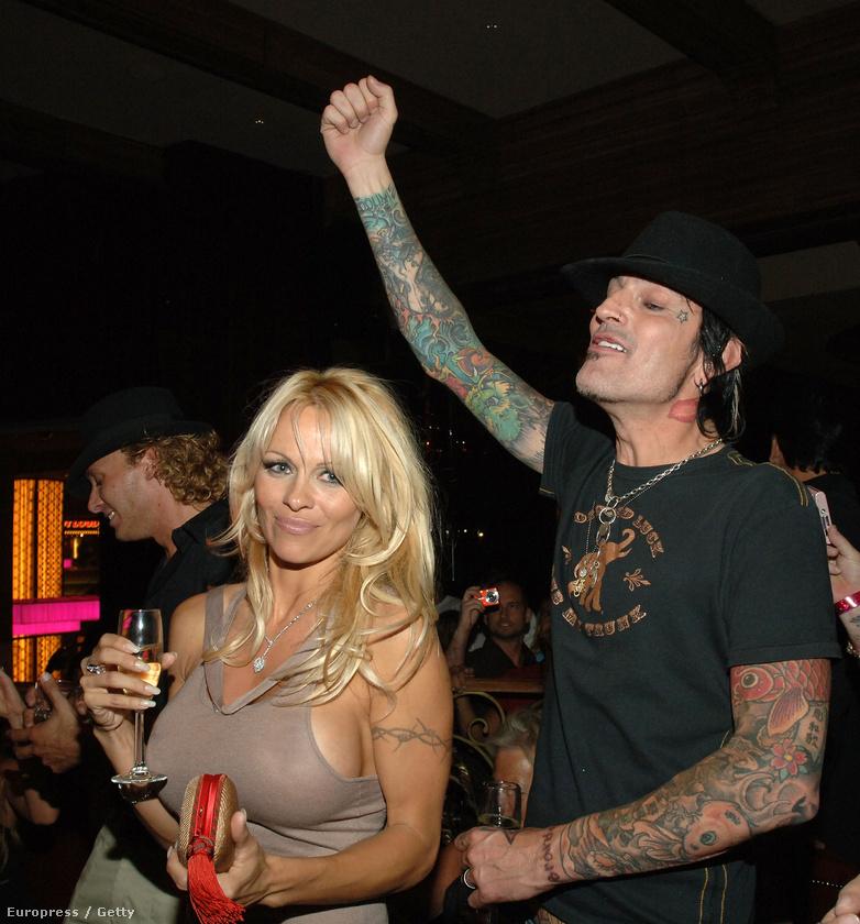 Sőt Pamela Anderson és Tommy Lee fia...