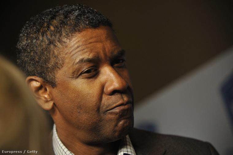 Az idei Golden Globe-on Denzel Washington nem csak életműdíjat kapott...