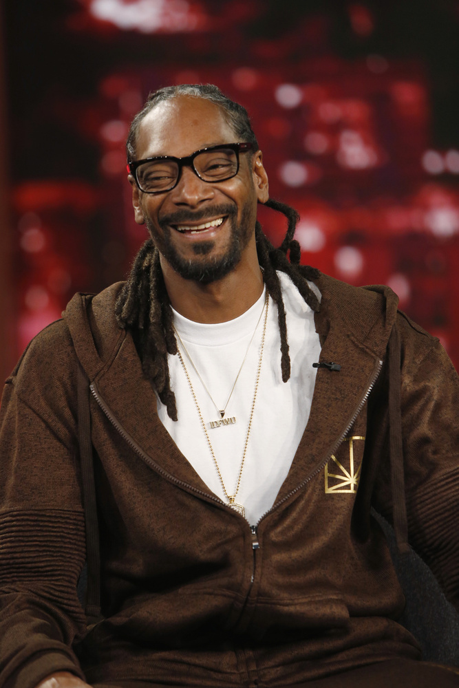 Ó igen, Snoop Doggnak is van egy fia