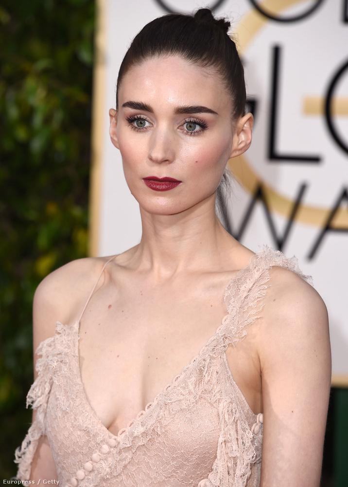 Rooney Marát is a Carol című film miatt jelölték, amelyért Cannes-ban tavaly már Arany Pálmát kapott.