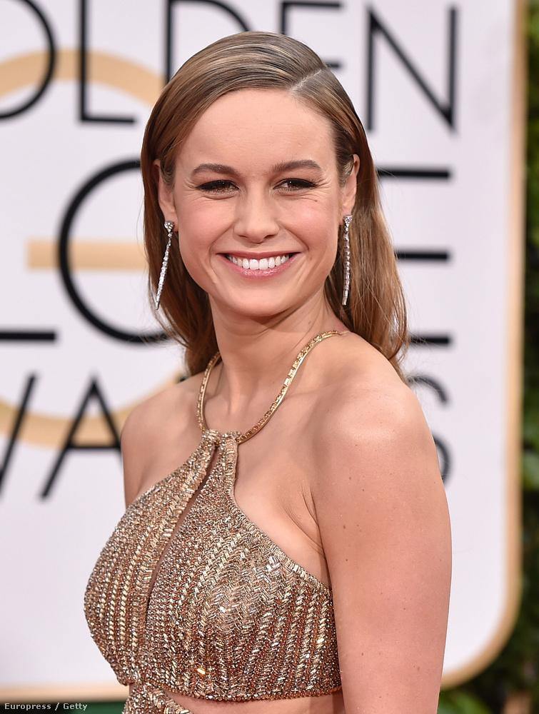 Brie Larsont A szoba miatt jelölték, idén már megnyerte a kategória Golden Globe-ját, nagy esélyes.