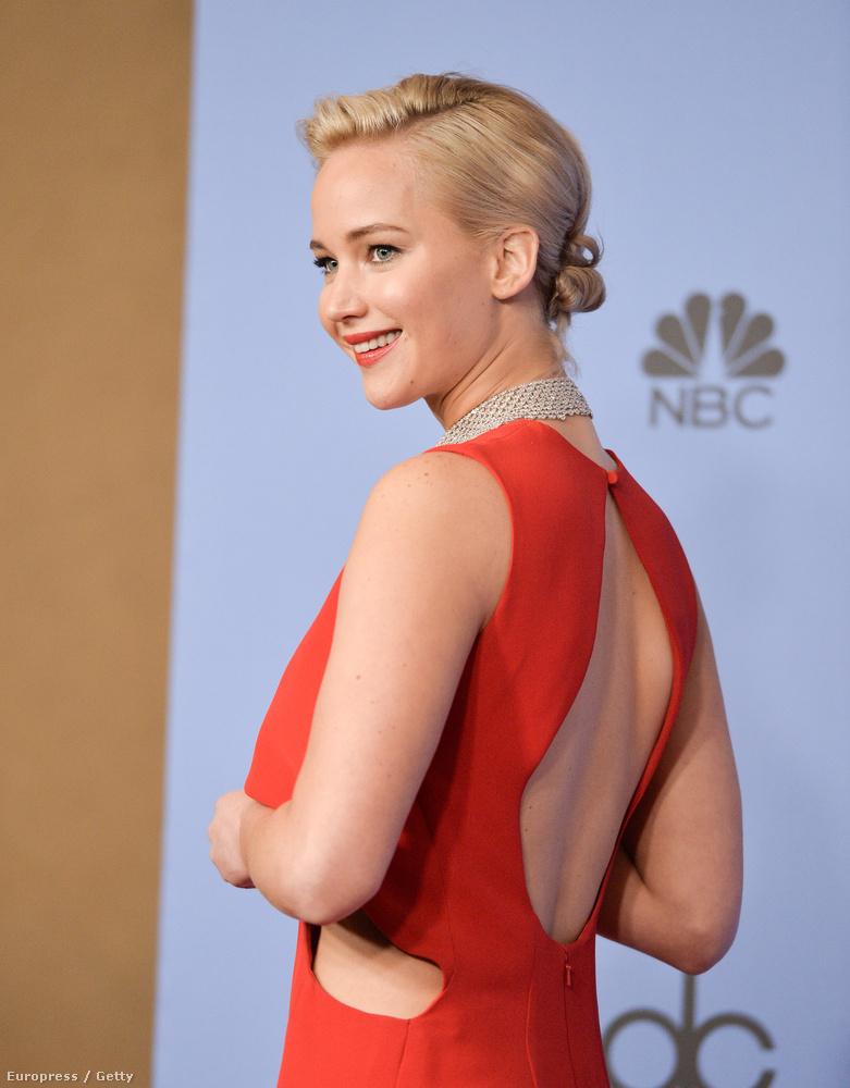 Jennifer Lawrence-nek már van egy Oscarja (2013, Napos oldal), és ez a harmadik jelölése, a Joy című filmjéért.