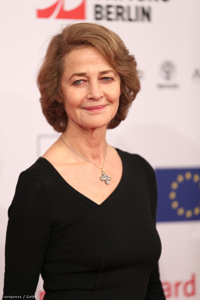 Charlotte Ramplinget a 45 év című film miatt díjazhatják.