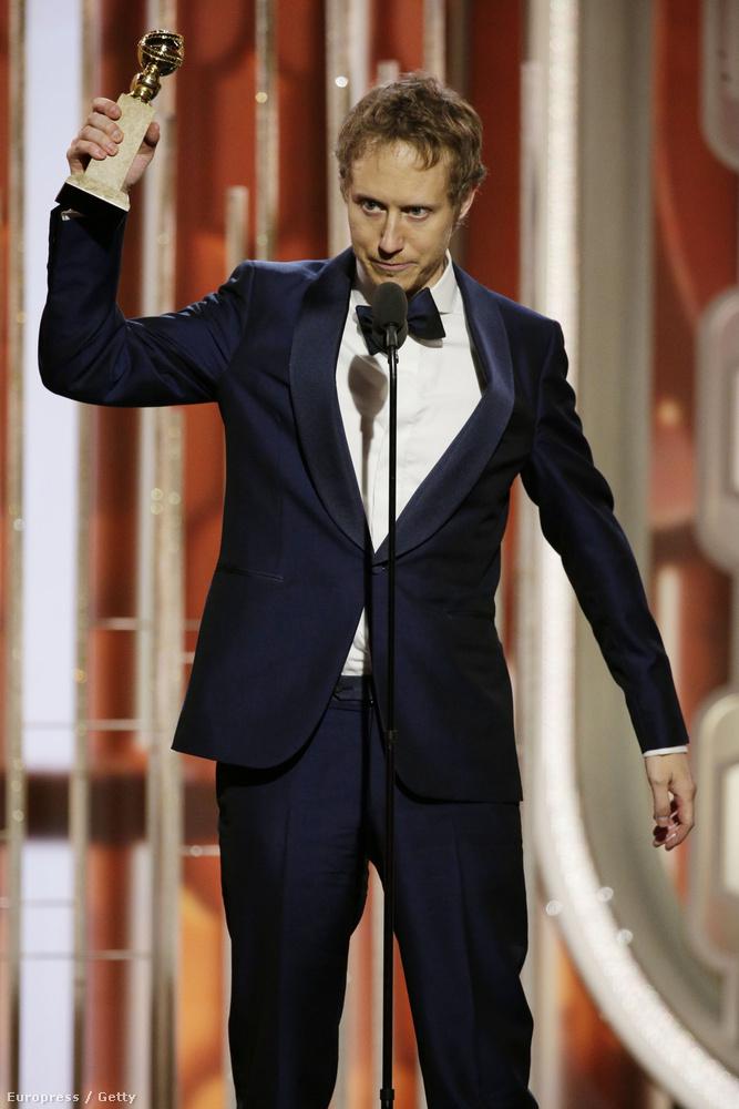Micsoda hét!!!A Saul fia bezsákolta a Golden Globe-díjat