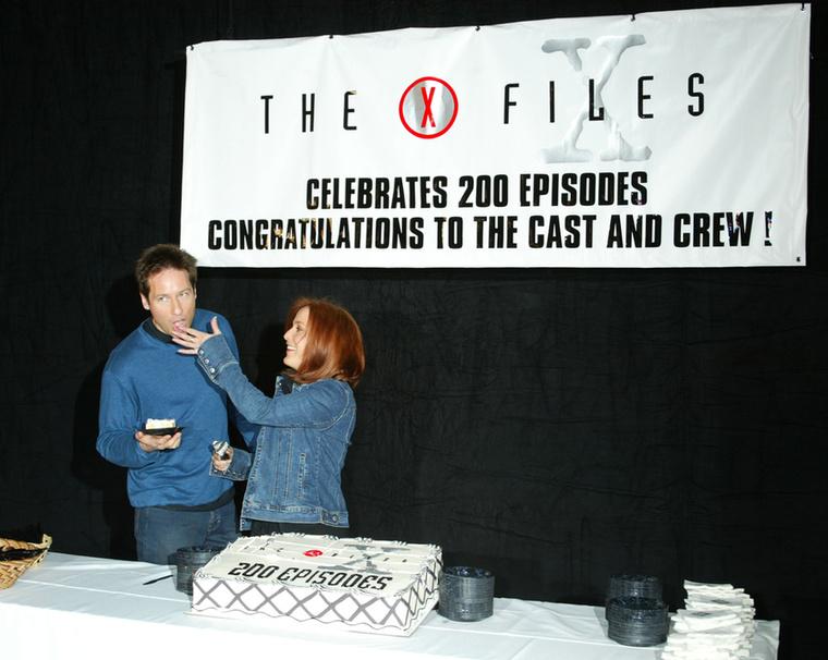 Nem ám úgy, mint a kétszázadik epizódnál - itt nem volt torta.