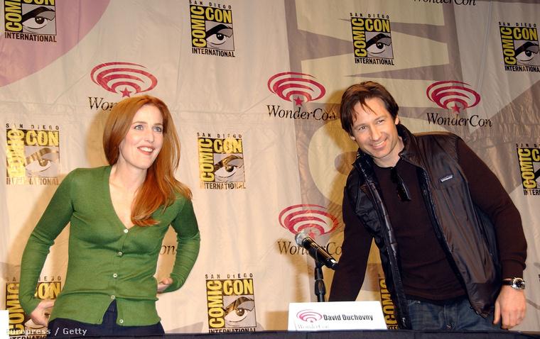 2008, a San Francisco-i WonderConon élvezik a közönség szeretetét.
