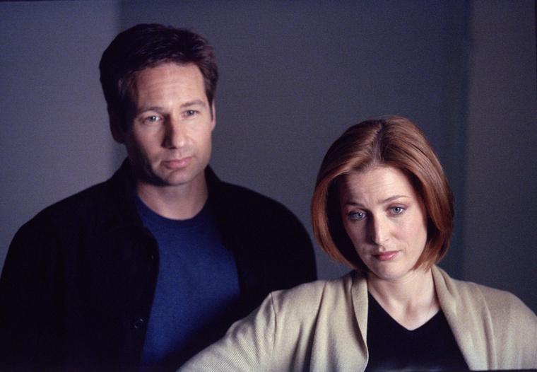 Régóta meggyőződésünk, hogy az X-akták két főszereplője, Mulder és Scully (David Duchovny és Gillian Anderson) a tökéletes pár