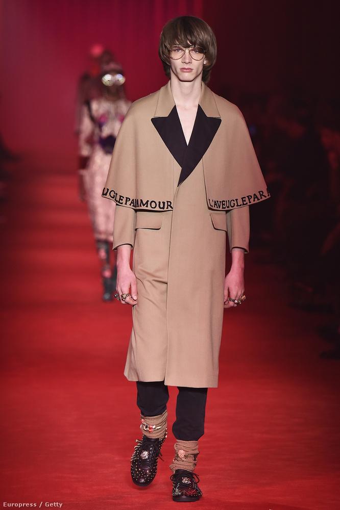 Egy évvel ezelőtt volt, hogy megújult a Gucci ahhoz képest, amit a márkától addig megszoktunk