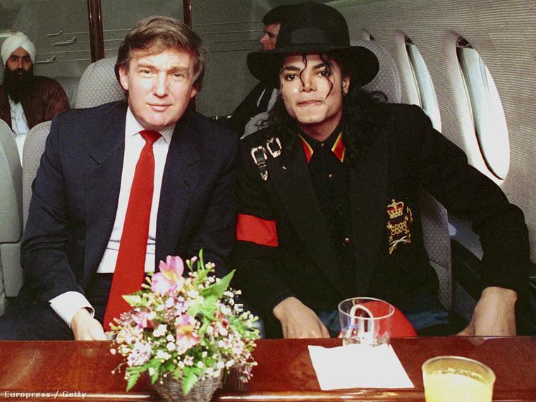 Valahogy úgy tűnik, hogy Michael Jackson mellett mindenki vagányabb lesz