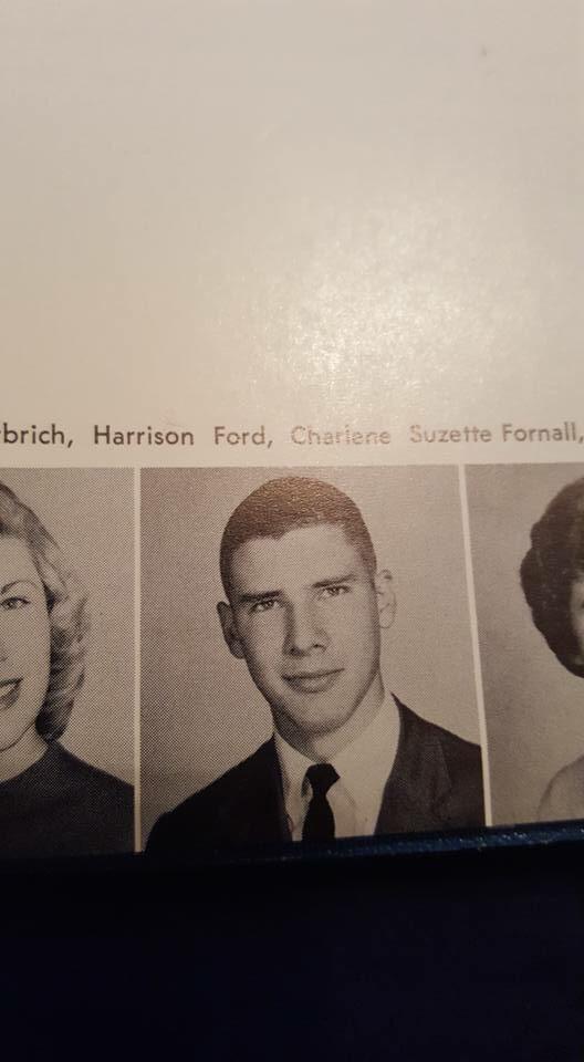 Hasonlóan régi fotó került elő Harrison Fordról is