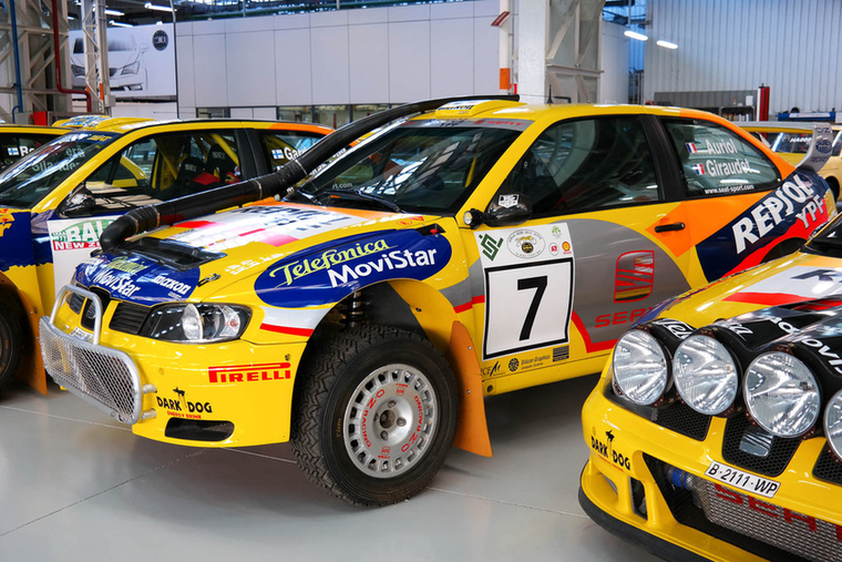 Cordoba WRC, kenyai kivitelben