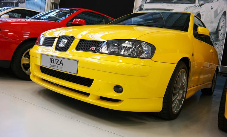 Alig több, mint 200 készült az első Ibiza Cupra R-ből.
