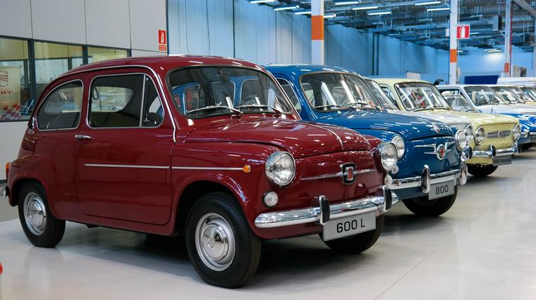 A Fiat 600-as Seat-kiadása nagyon népszerű volt